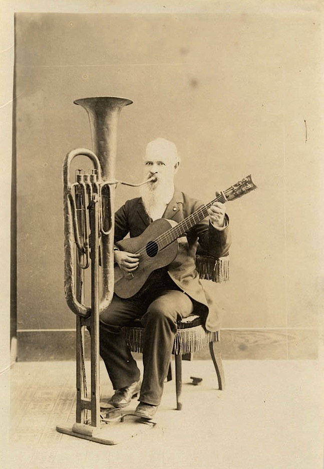 one_man_band